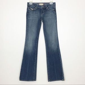 PAIGE Laurel Canyon Bootcut Jeans 26